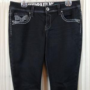 #Hydraulic Bailey Super Skinny Jeans 11/12
